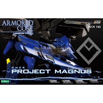 NX16 Omer Project Magnus